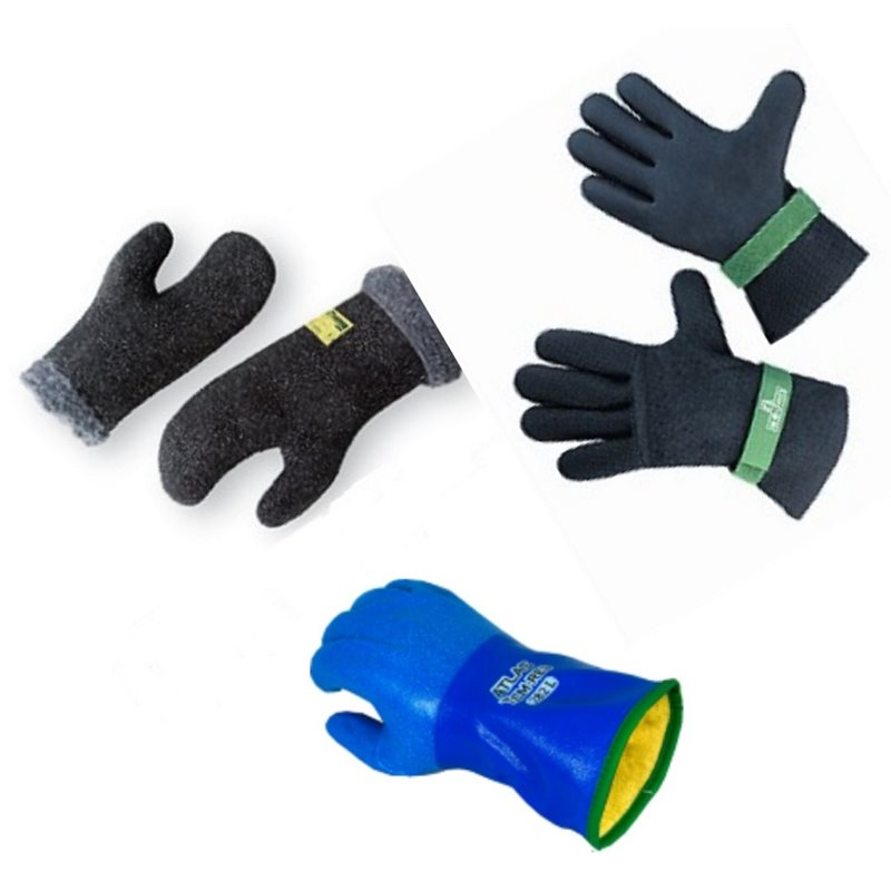 Gants  Mitaines & T-Shirt