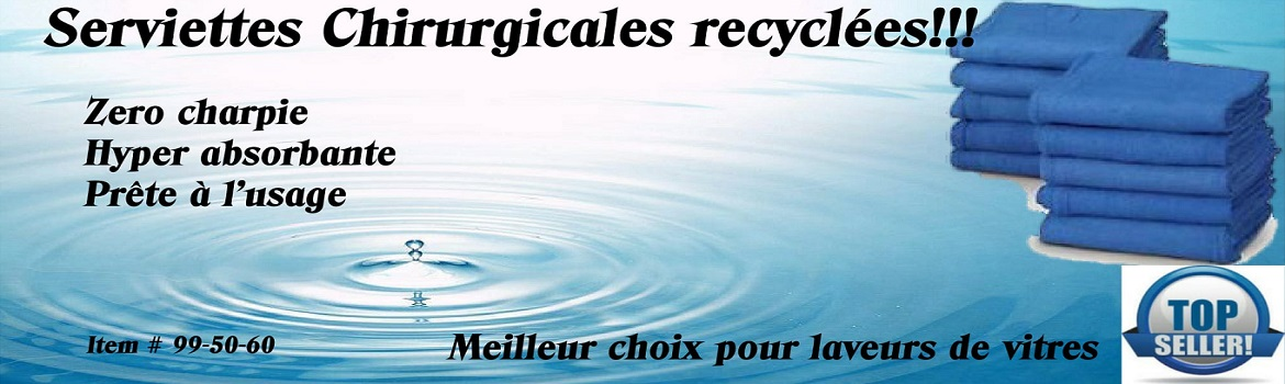 Chirurgical rags Francais